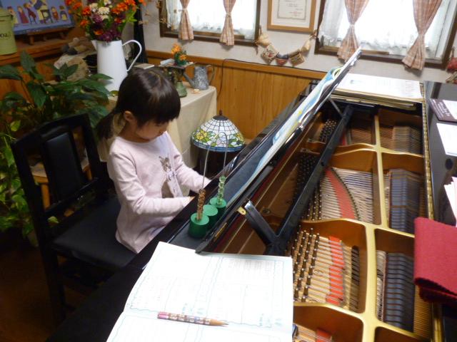5.23 ピアノレッスン