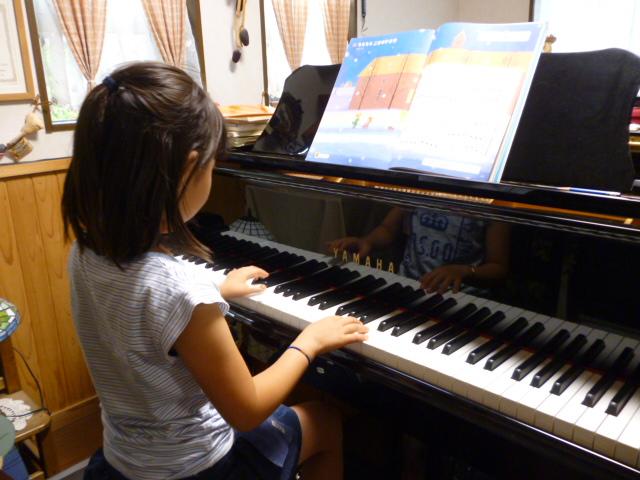 6.19 ピアノレッスン K