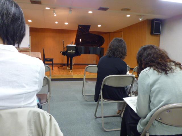 カワイミュージックショップ仙台 ピアノセミナー