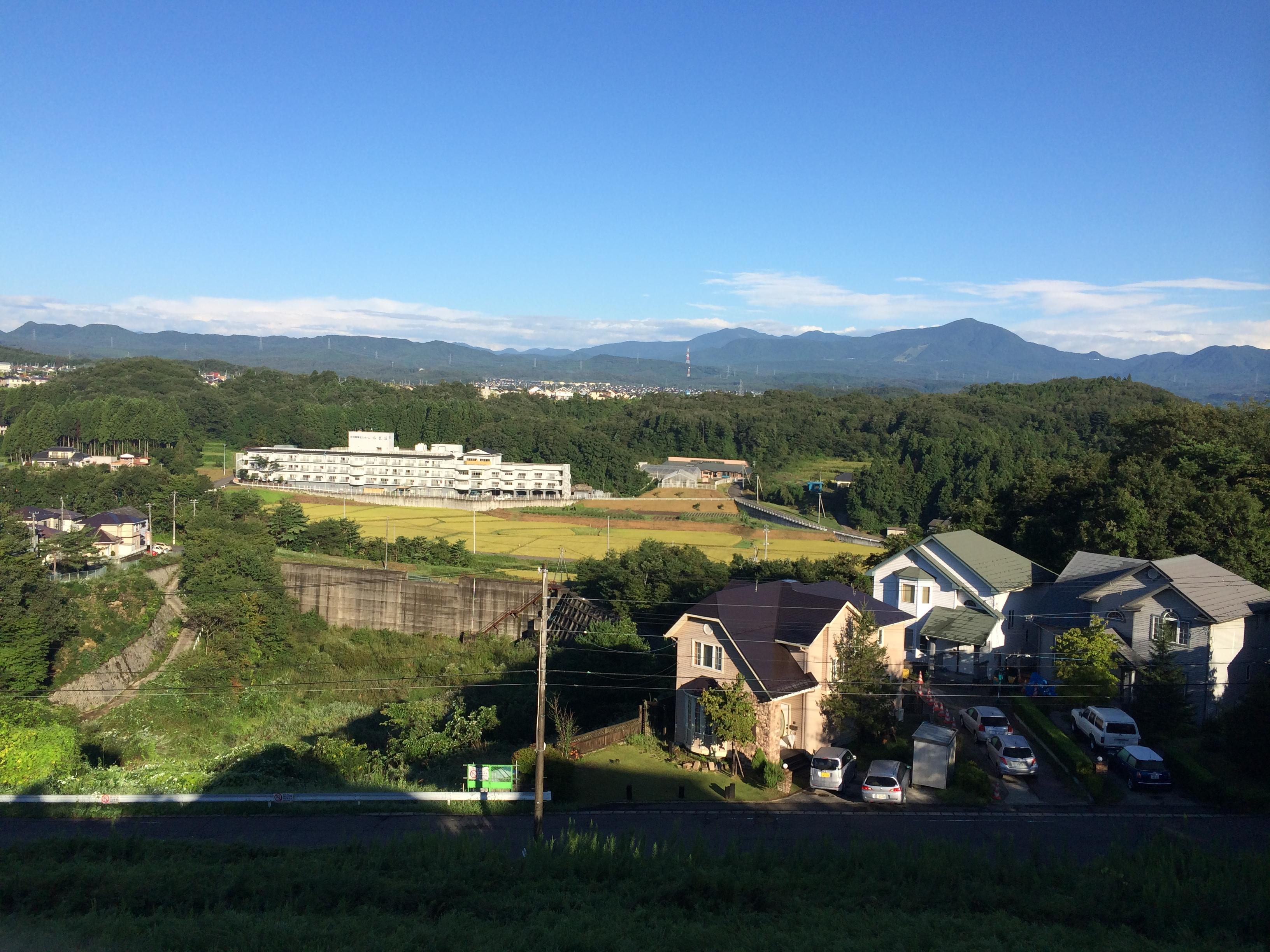 仙台市泉区北中山