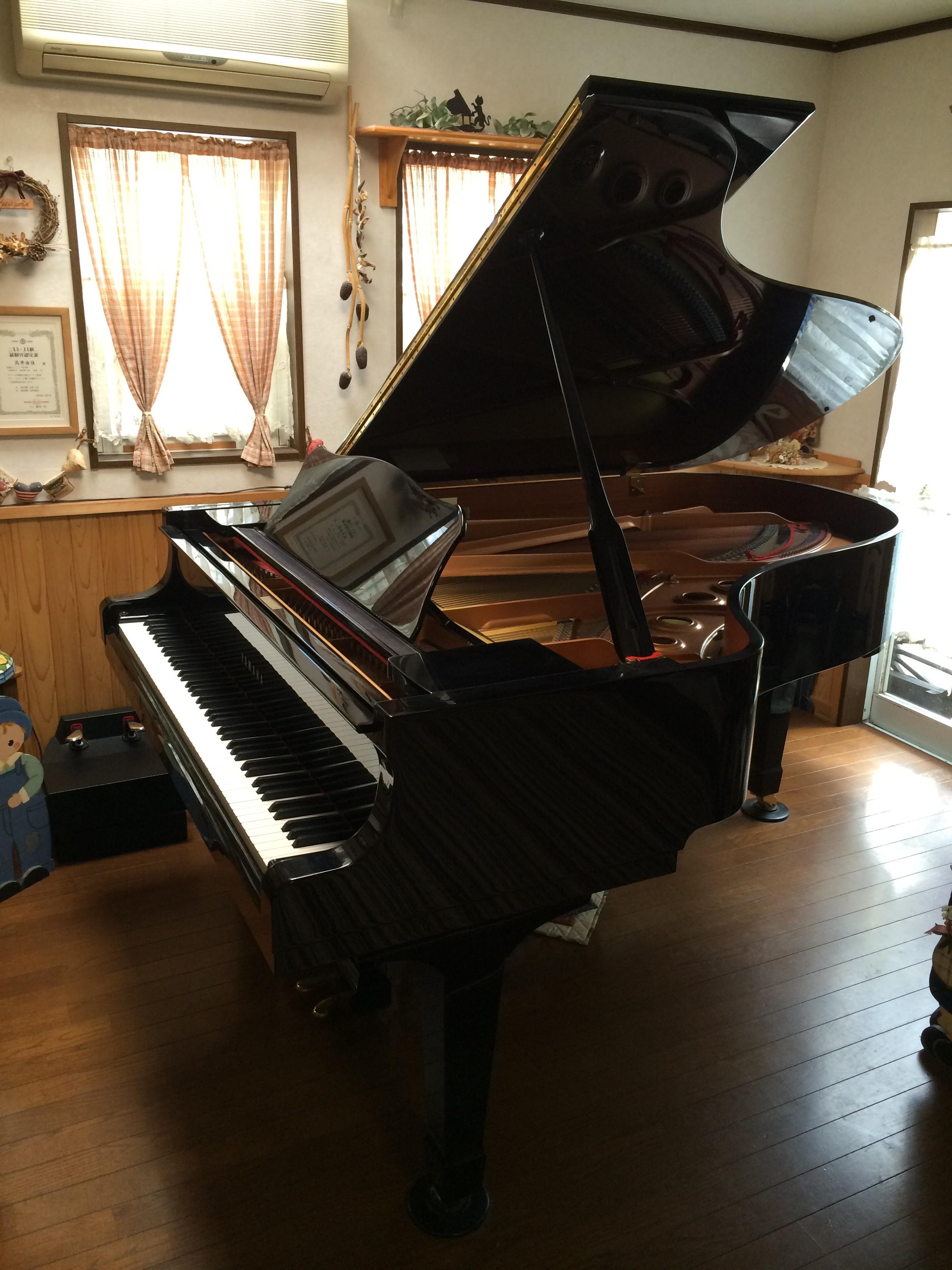 ピアノ調律4