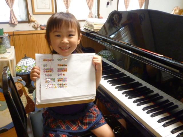 8.31 ピアノレッスンy1