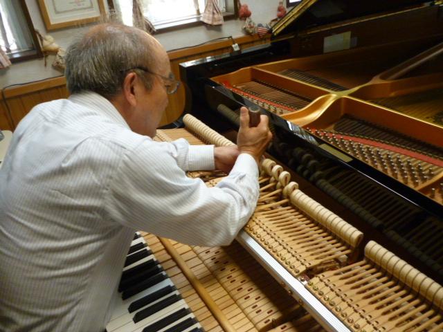 ピアノ調律2