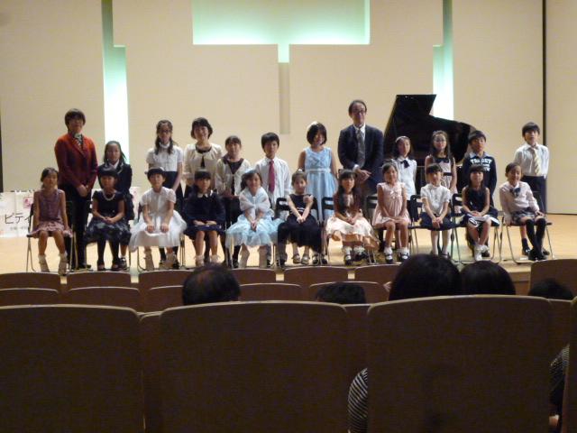 9.21 ピティナ・ピアノステップ 仙台泉 2