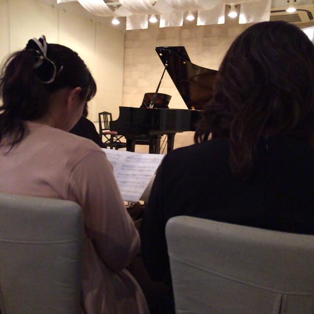 ピアノ指導法講座 公開ピアノレッスン