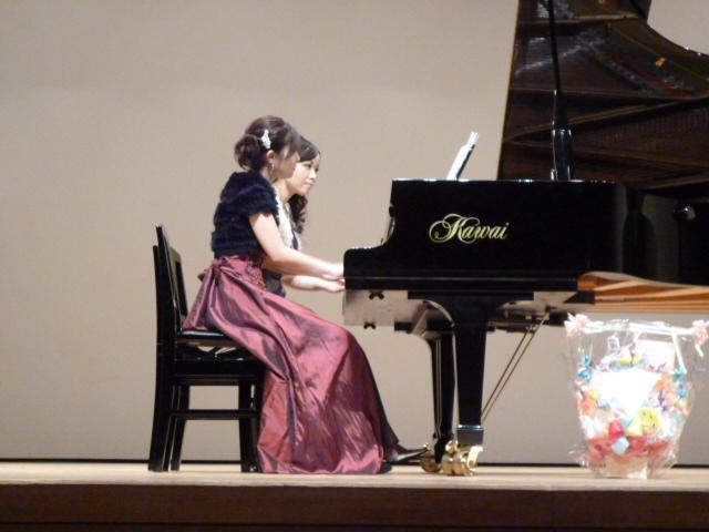11.29 レーヴ・ジュールピアノコンサート 連弾