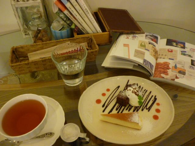 仙台カフェ ピアノ指導法講座の帰りに3