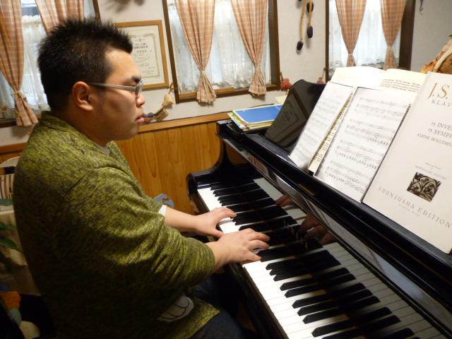 2.18 ピアノレッスン