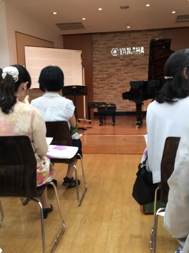 ピアノ指導法講座 ヤマハ仙台店