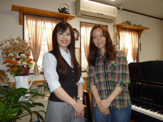 ヤマハ仙台店 ピアノ売り場 Hさん