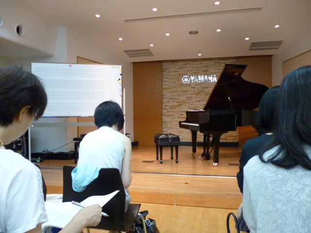 ピアノ指導法セミナー ヤマハ仙台店