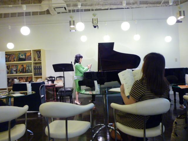 仙台市青葉区 ピアノ指導法講座1