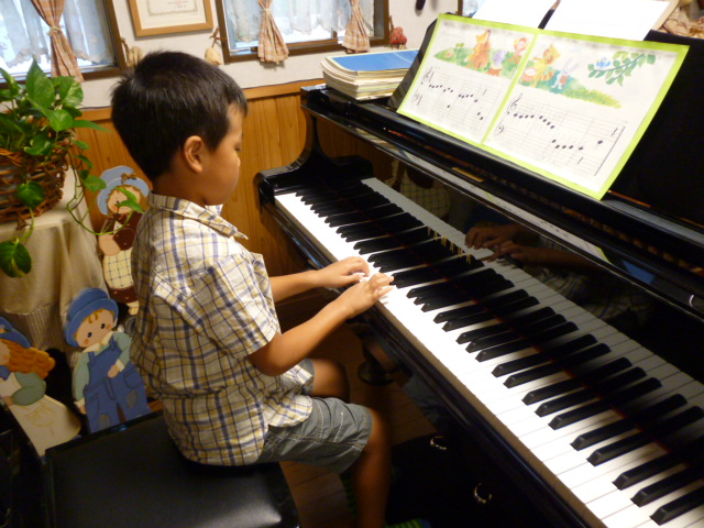 9.20 ピアノレッスン2