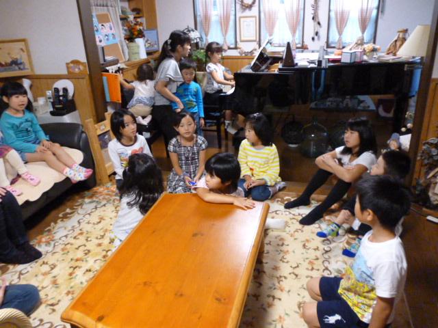 第1回 合唱練習 仙台市泉区のピアノ教室のブログ