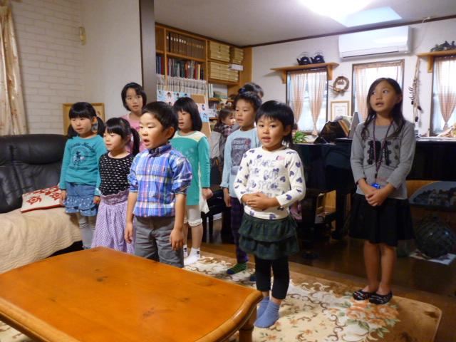 第2回 合唱練習 仙台市泉区のピアノ教室のブログ