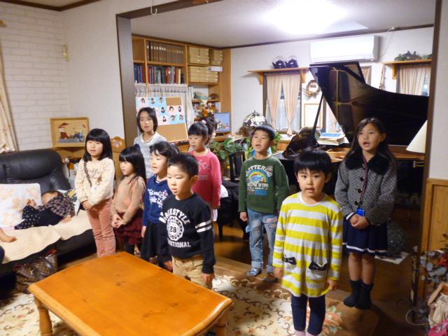 第4回 合唱練習 仙台市泉区のピアノ教室のブログ