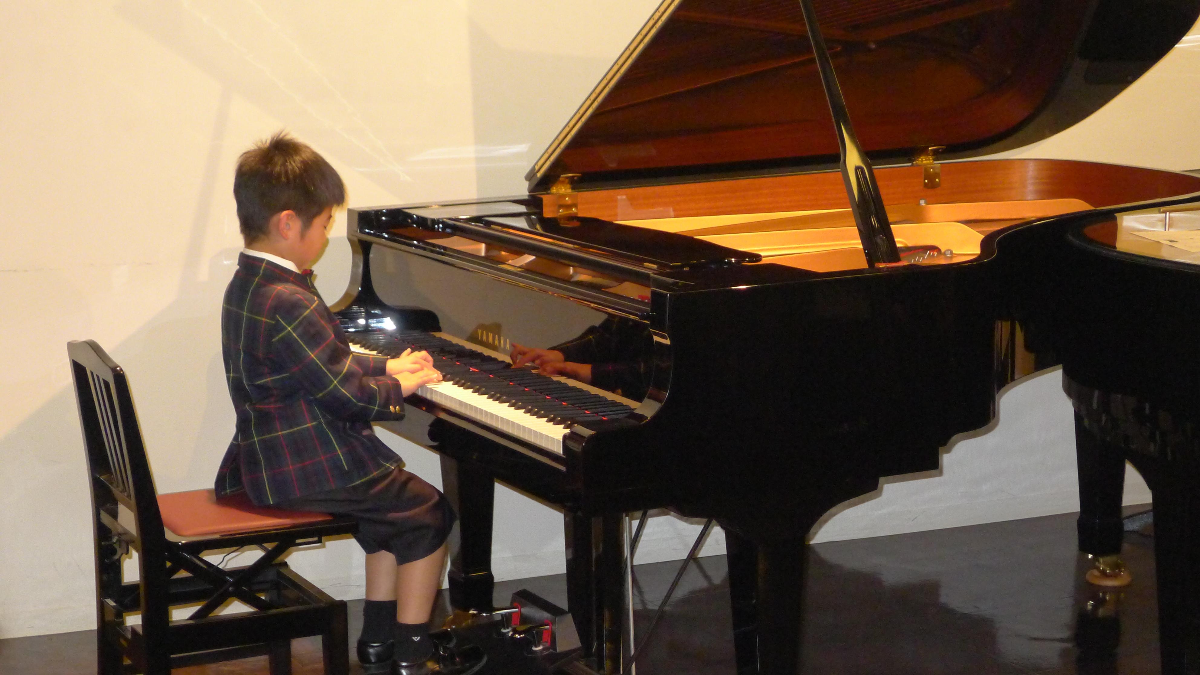 仙台市泉区北中山のピアノ教室 ピアノコンサートr