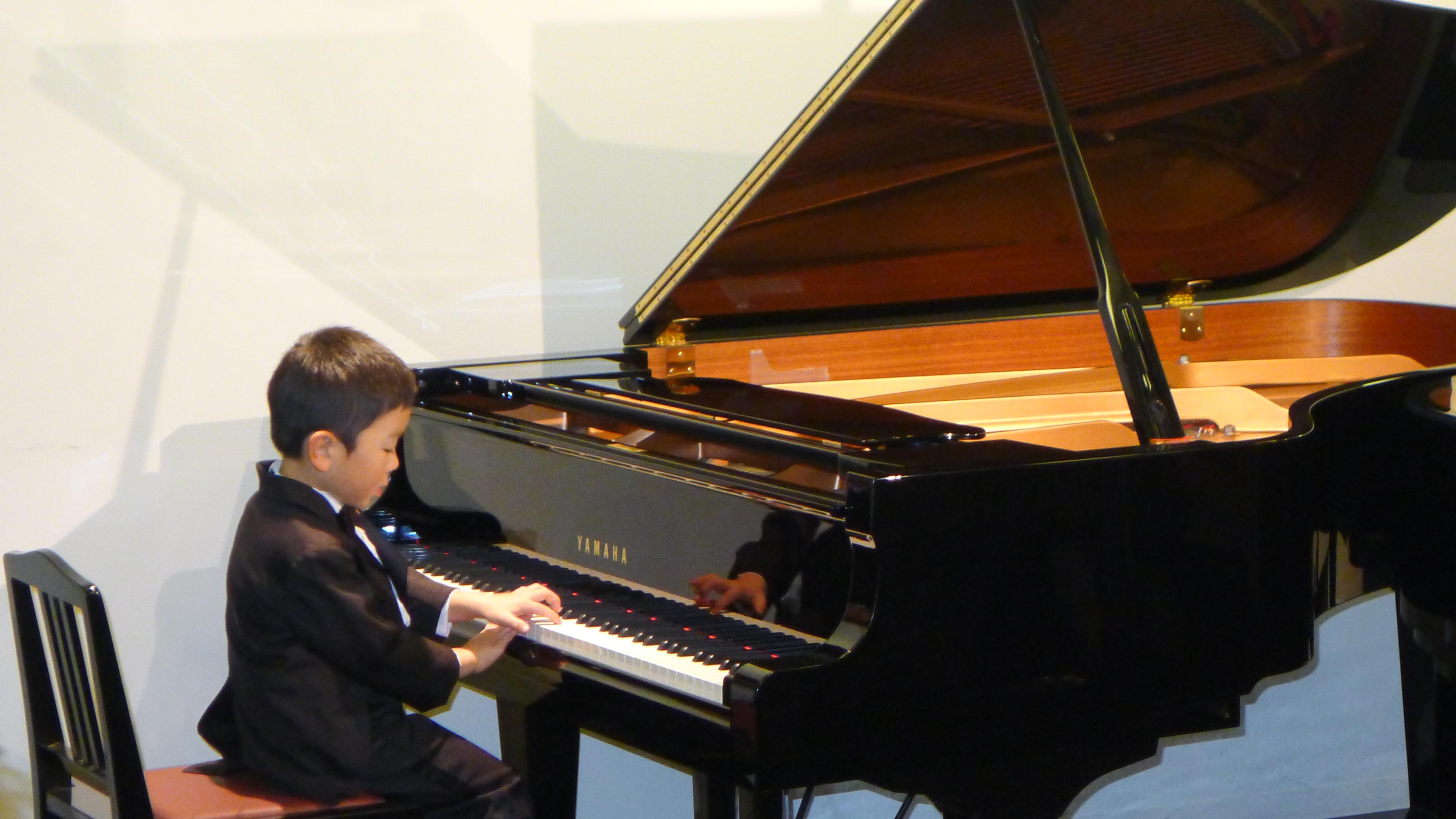 仙台市泉区北中山のピアノ教室 ピアノコンサートK