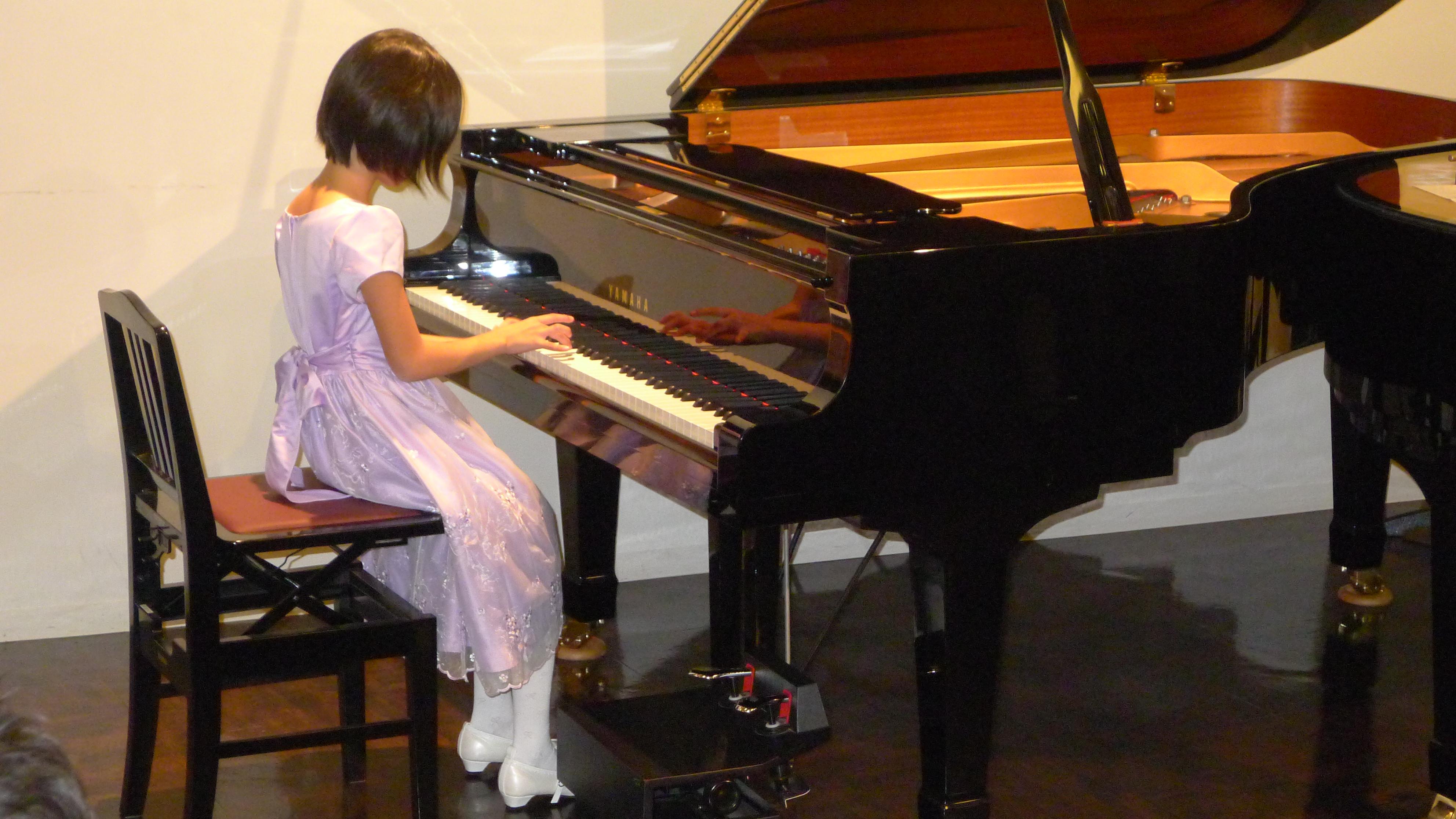 仙台市泉区北中山のピアノ教室 ピアノコンサート H1